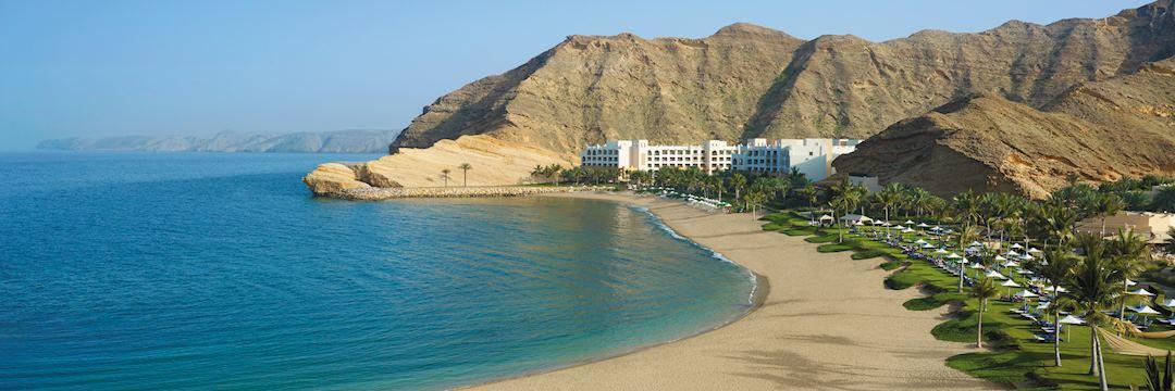 Shangri-La Barr al Jissah - Al Waha, Oman