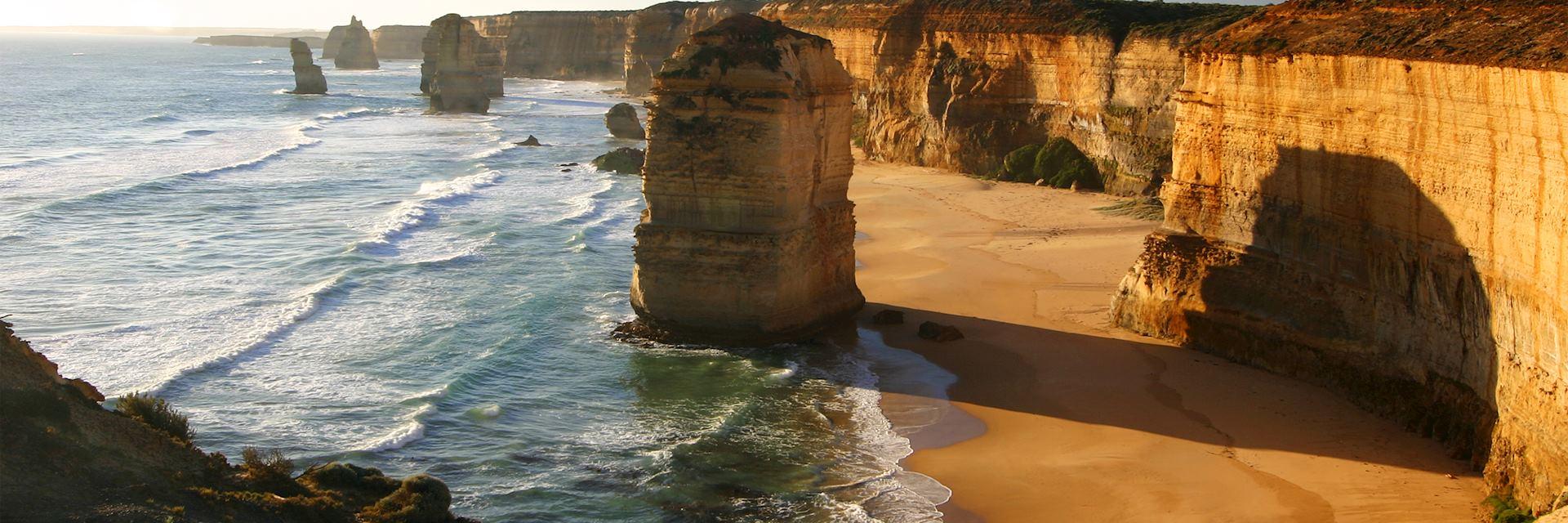 Twelve Apostles on the Great Ocean Road, Australia