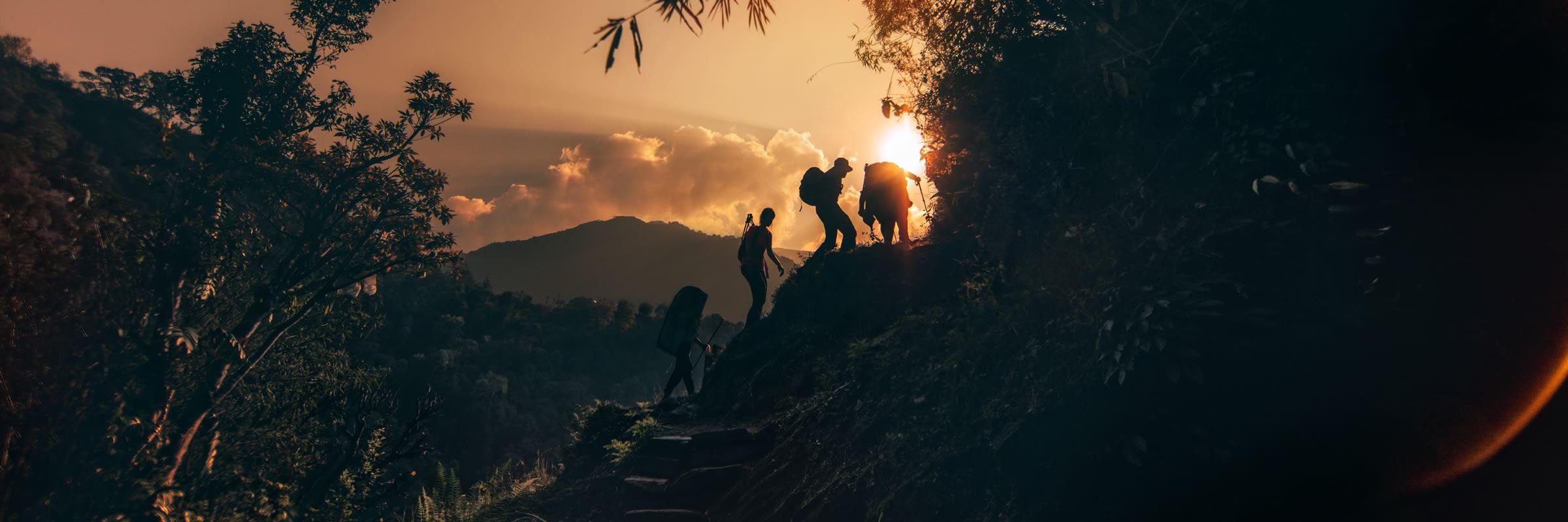 Nepal hikking