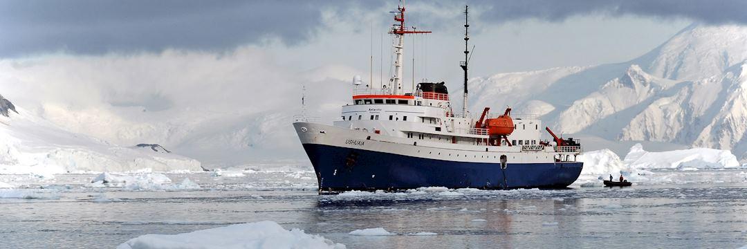 M/V Ushuaia, Polar Cruise