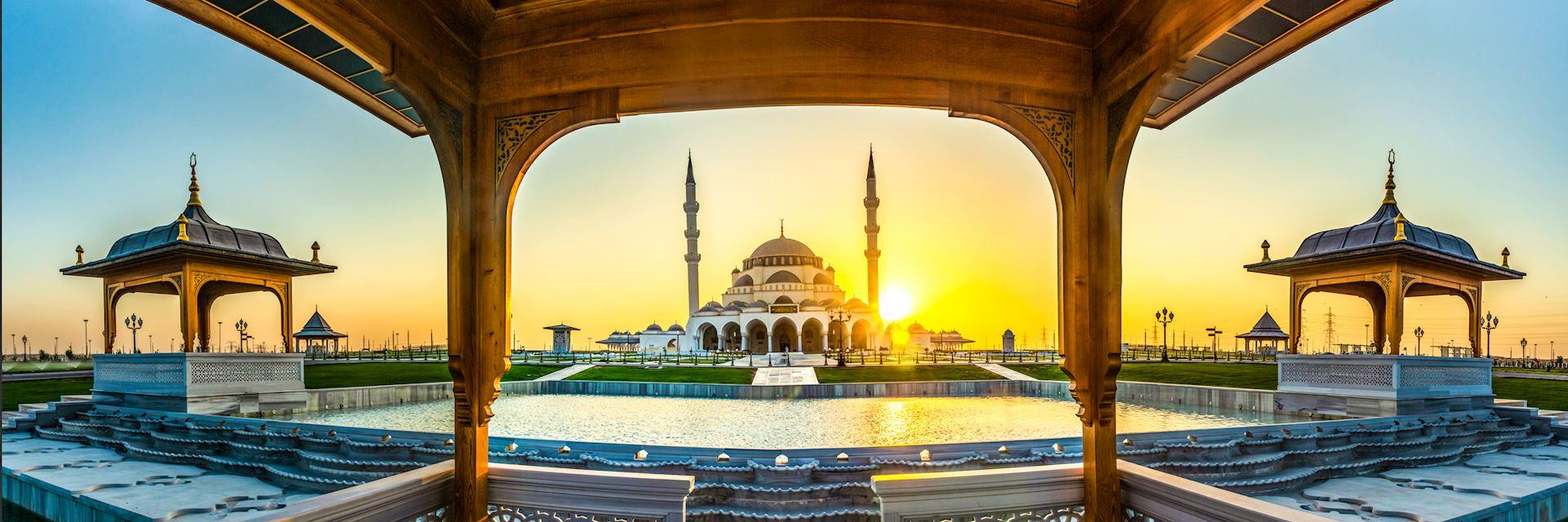 Sharjah Mosque, Dubai