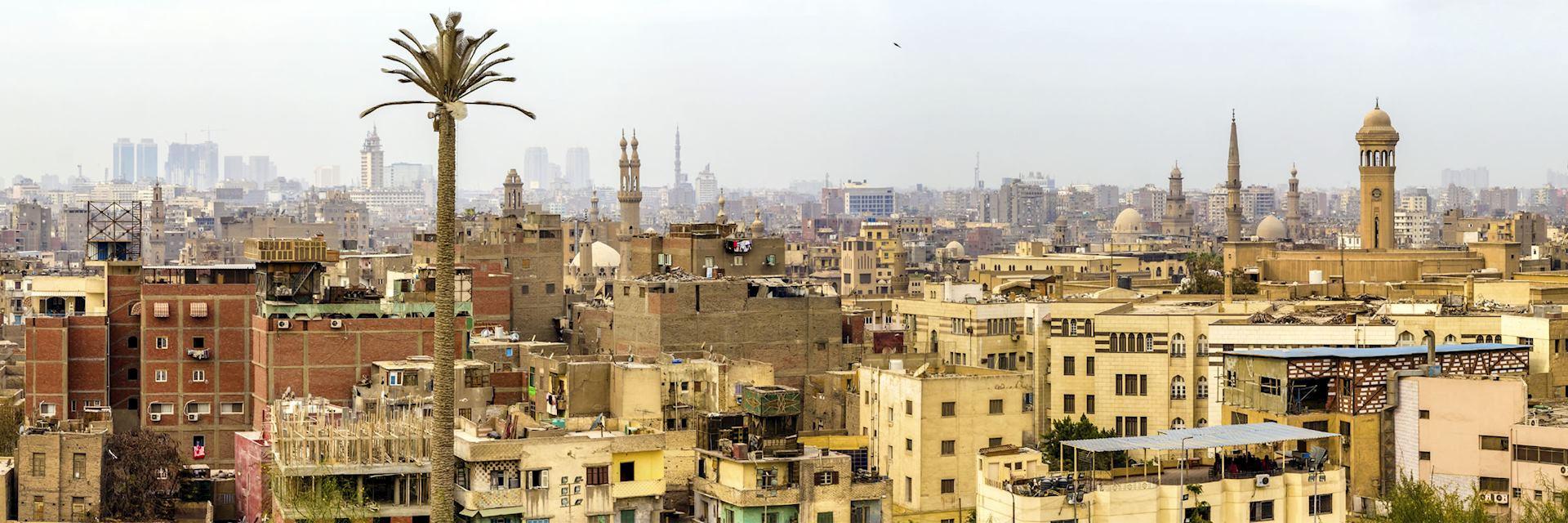 Cairo in Egypt