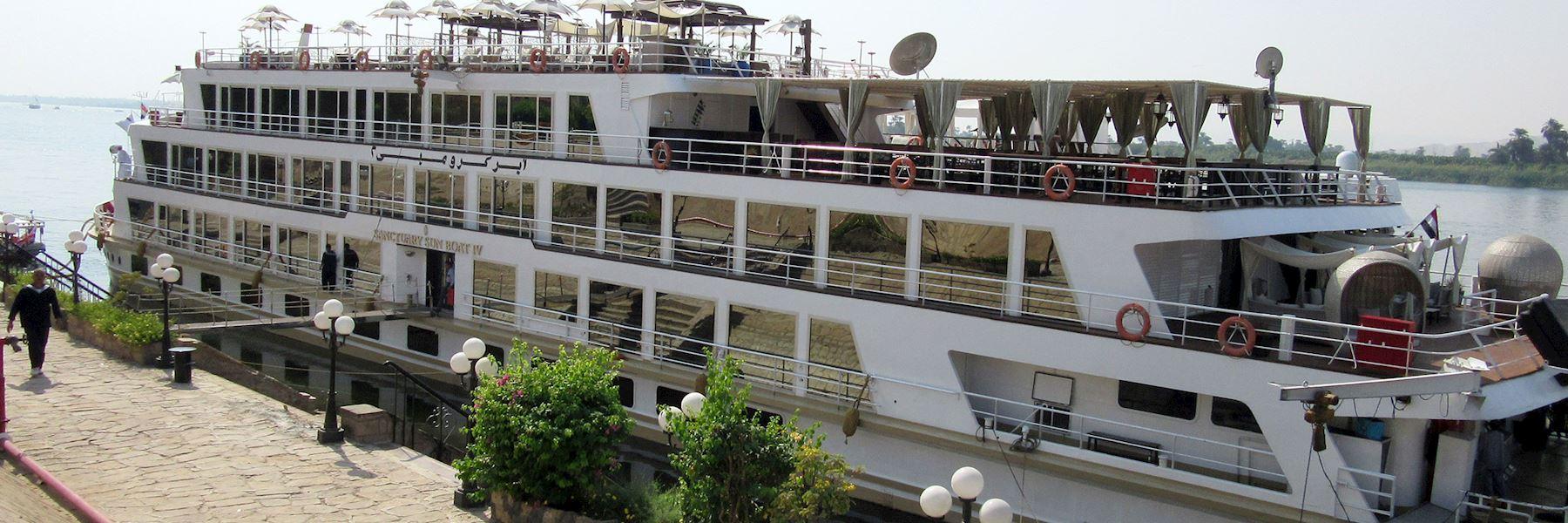 Cruise Ships in Egypt: M/S Sun Boat IV