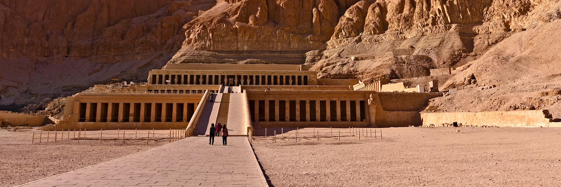 Hatshepsut Temple, West Bank, Luxor