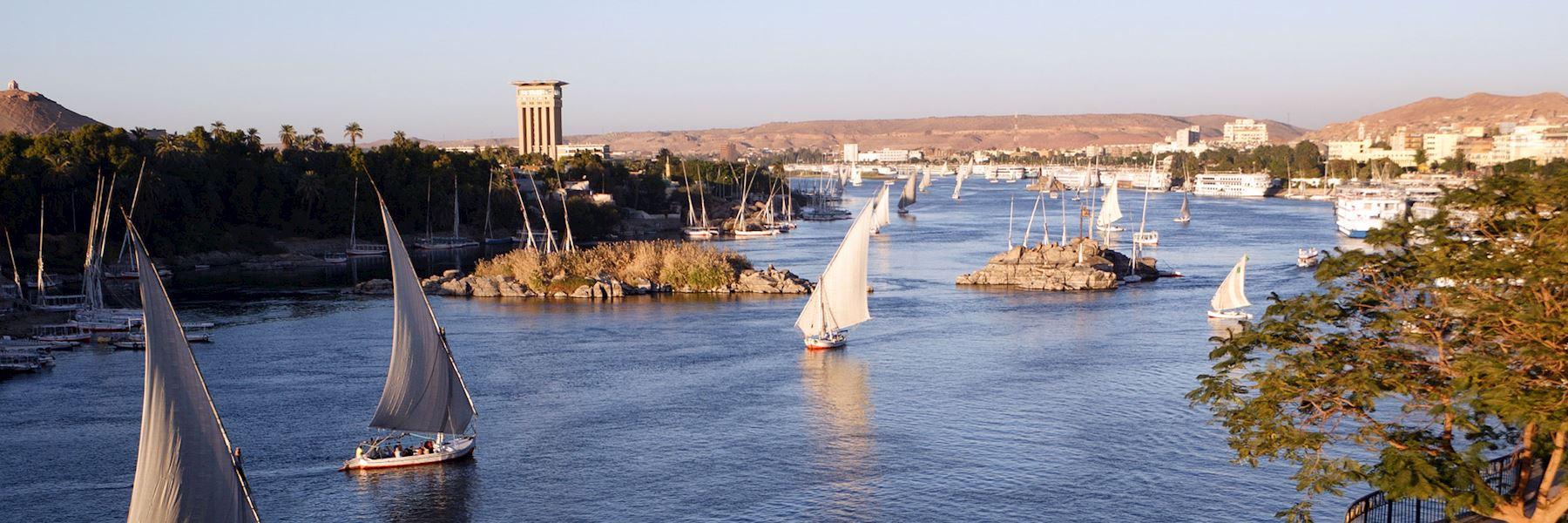 Visit Aswan, Egypt