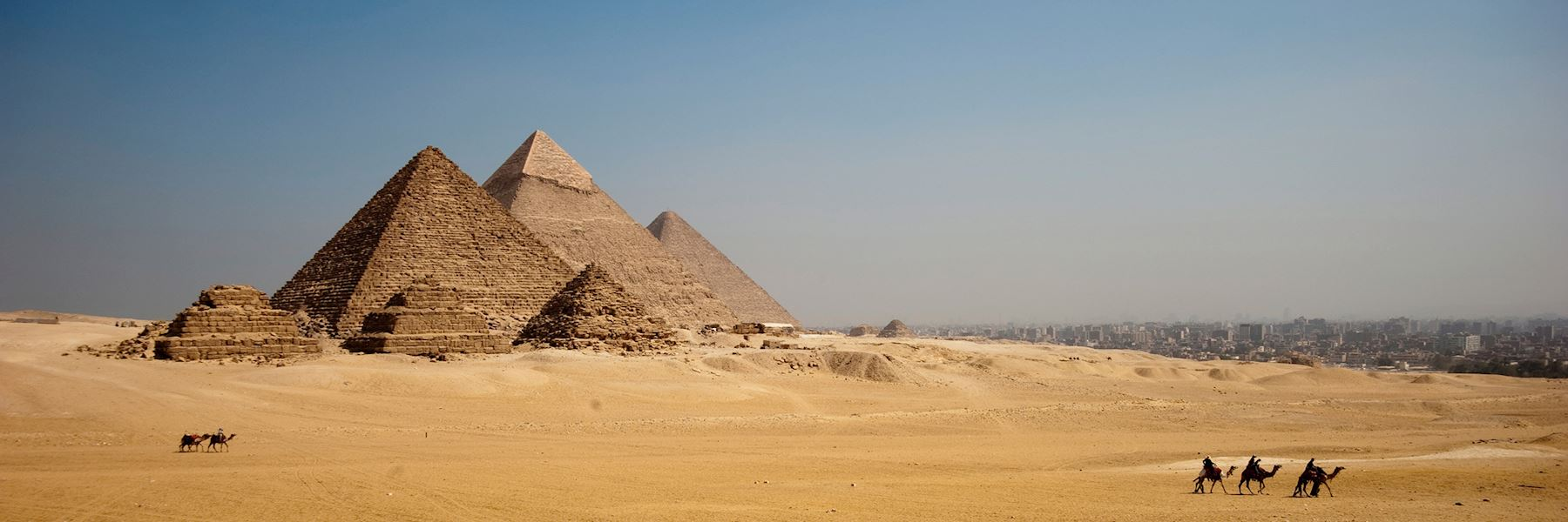 Visit Giza On A Trip To Egypt Audley Travel