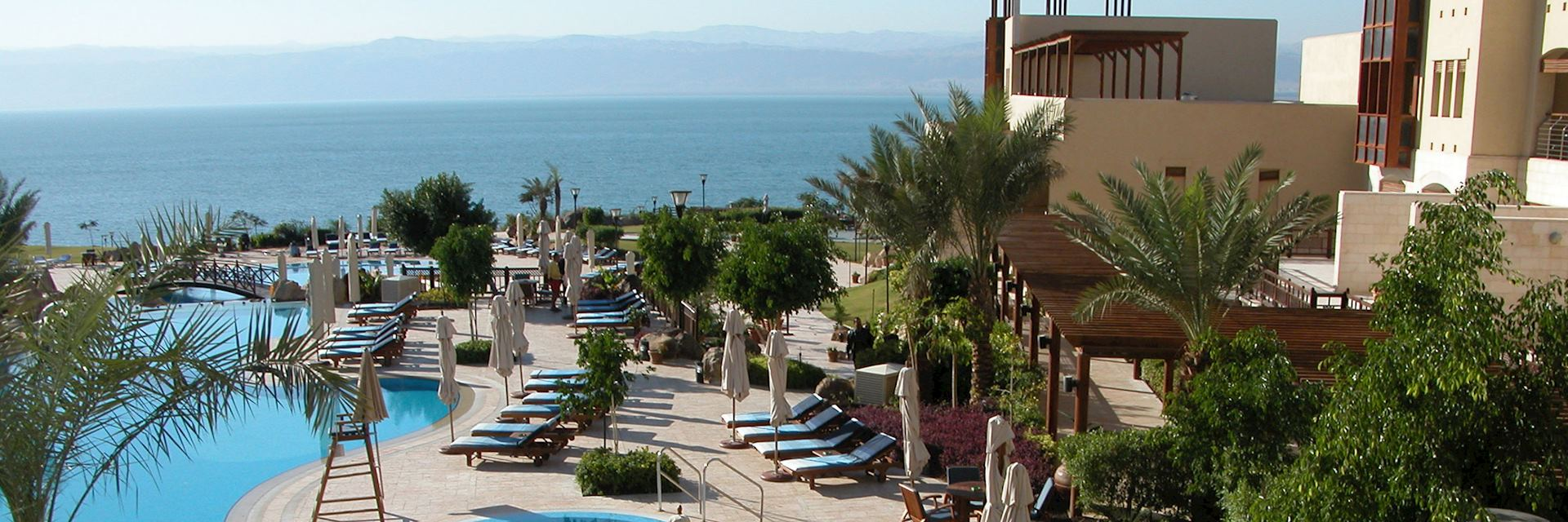 The Marriott Dead Sea Resort, Jordan