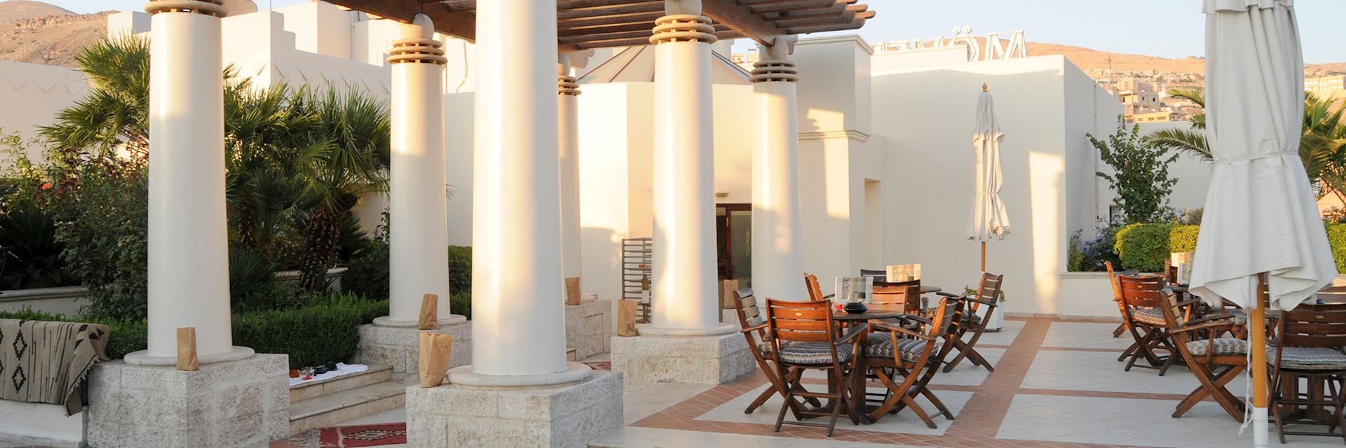 The Movenpick Resort, Petra