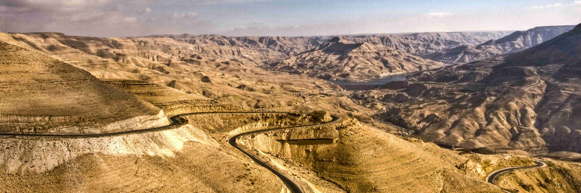 The Kings' Highway in Jordan