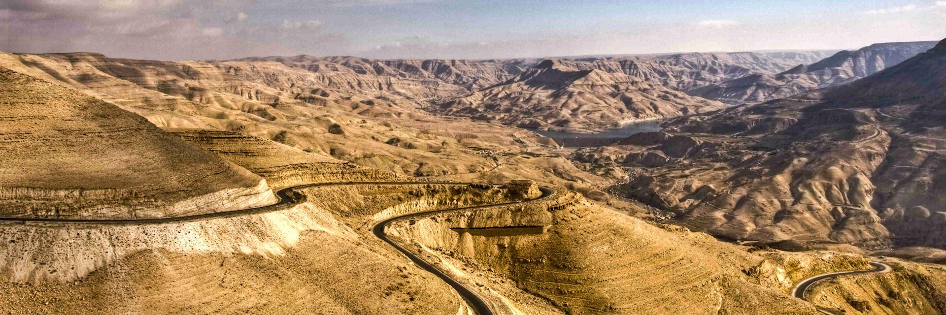 The Kings' Highway in Jordan