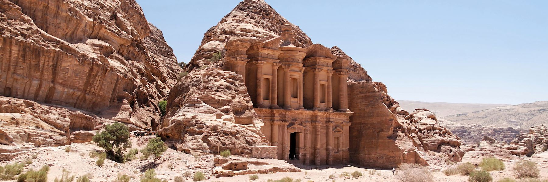 Experts in tailor-made vacations to North Africa & the Middle East