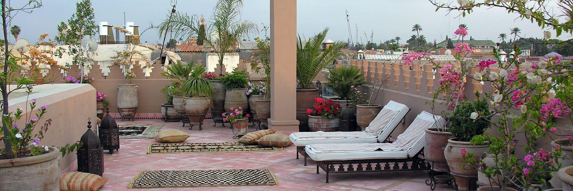 Riad Kniza, Marrakesh