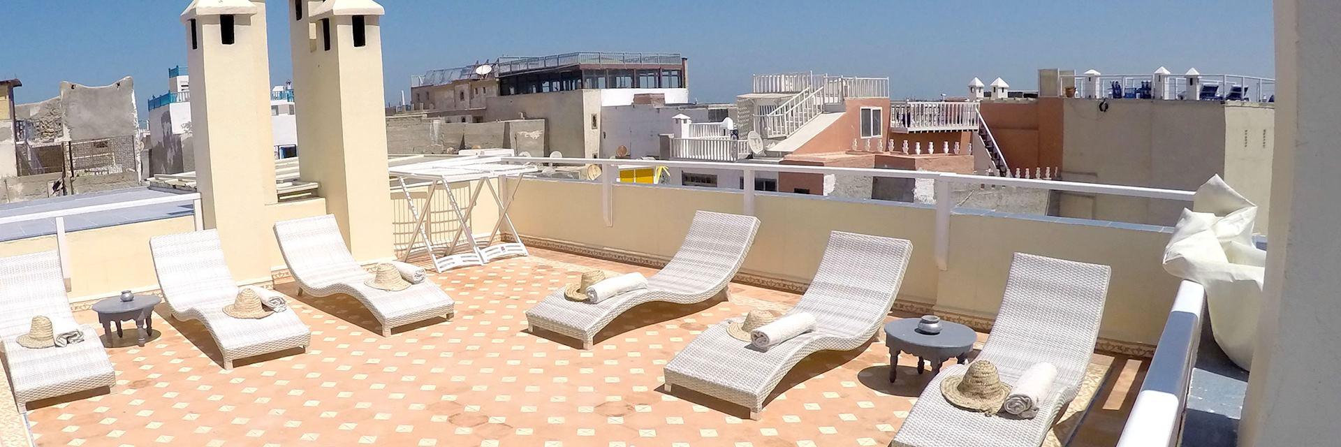 Riad Watier, Essaouira