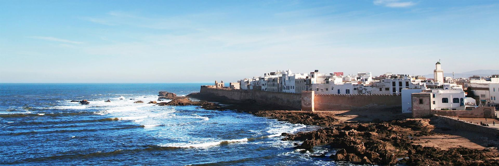 The city of Essaouira