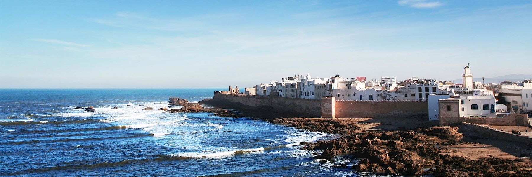 When is the best time to visit Morocco?