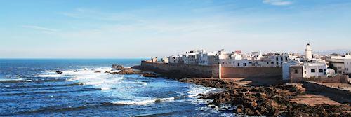 The city of Essaouira