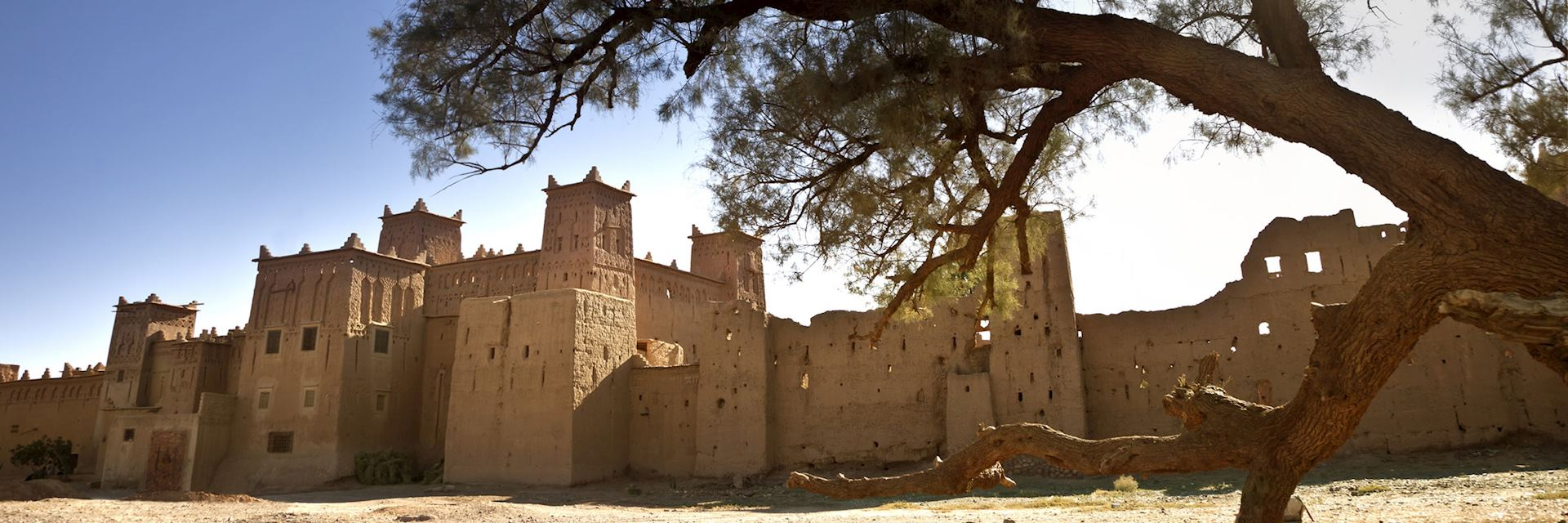The 17th Century Kasbah Amridil in Skoura