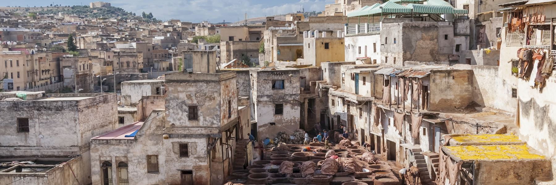 Visit Fez on a trip to Morocco   Audley Travel