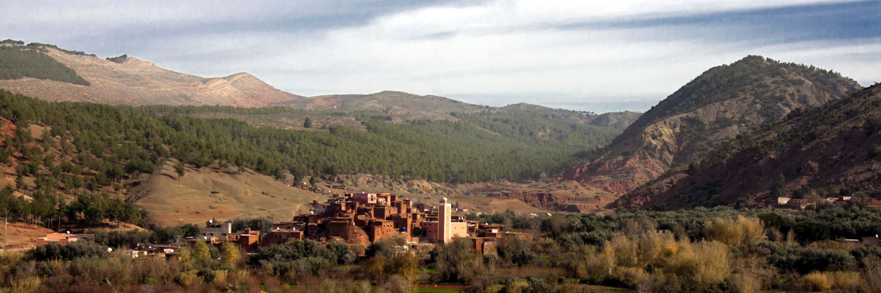 Visit Ourika Valley, Morocco