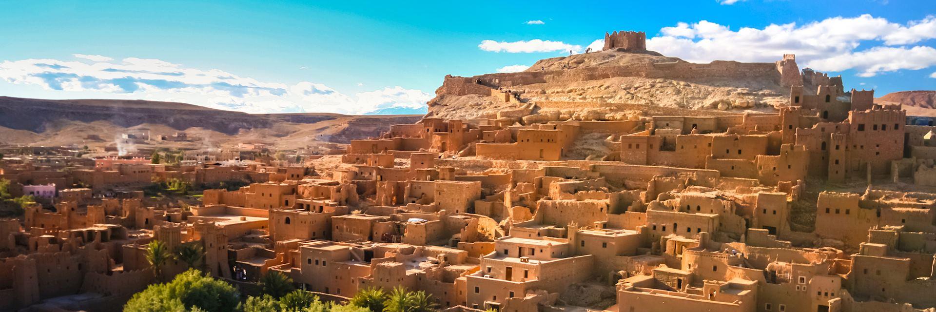 Aït Benhaddou, Ouarzazate