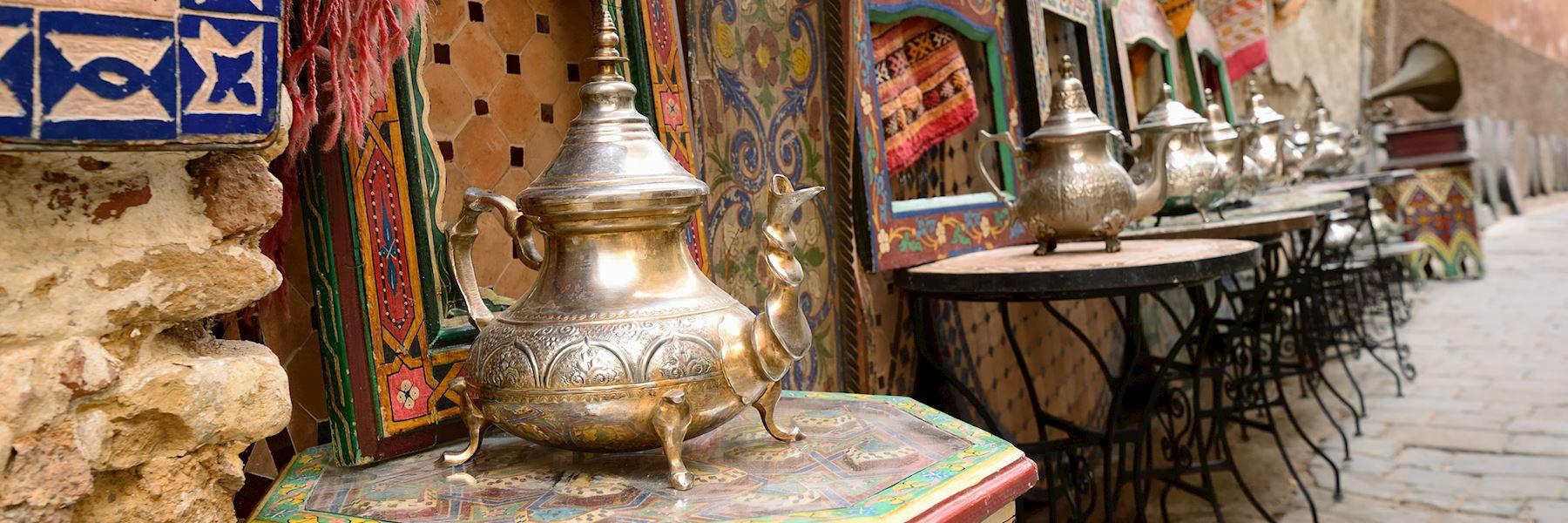 Visit Casablanca, Morocco