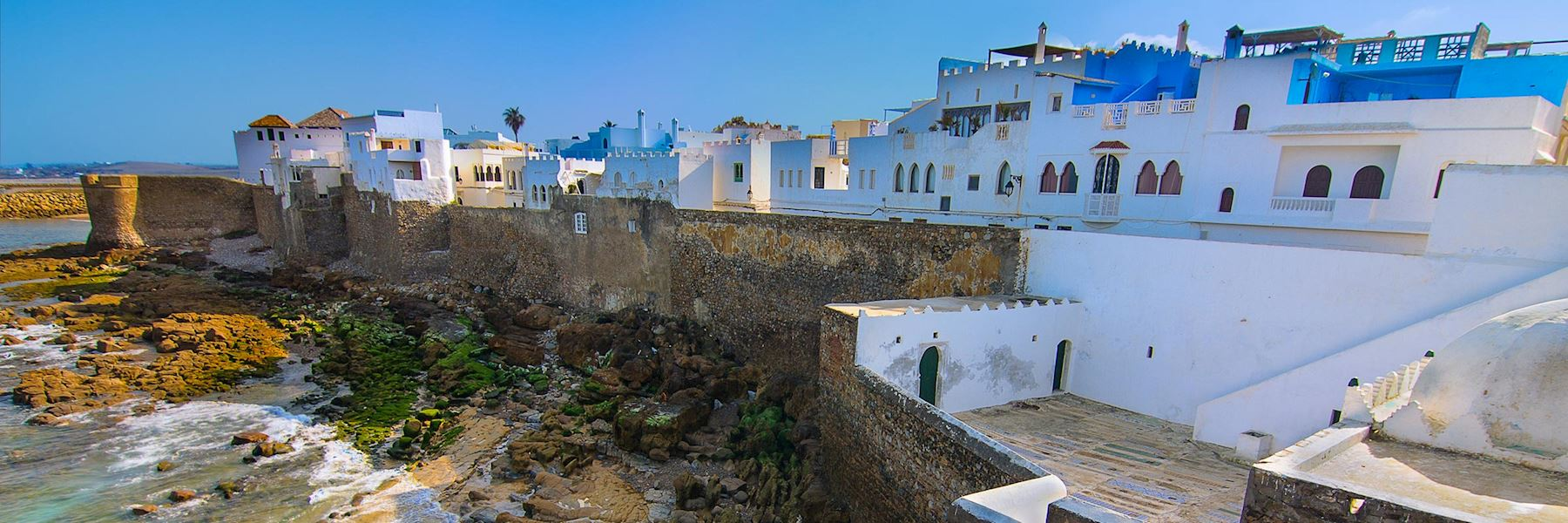 Visit Asilah, Morocco