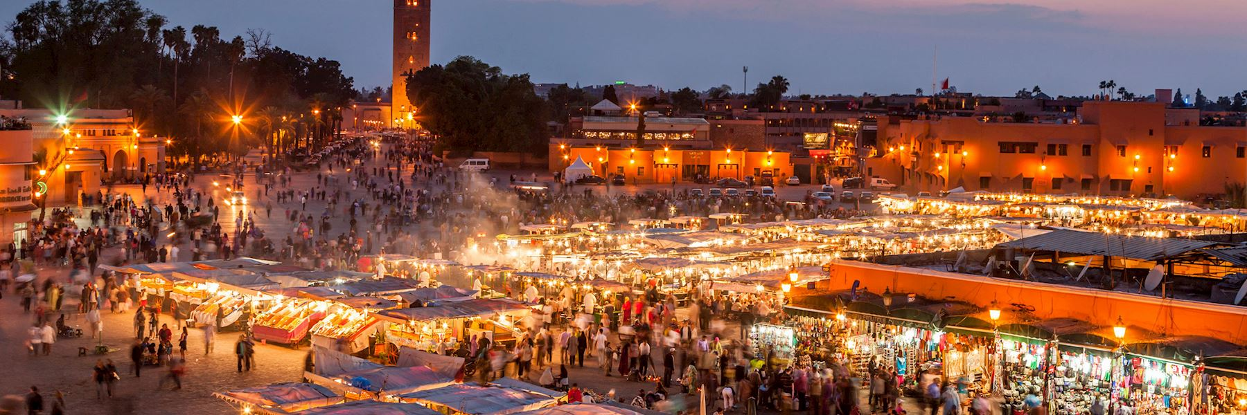 Visit Marrakesh, Morocco