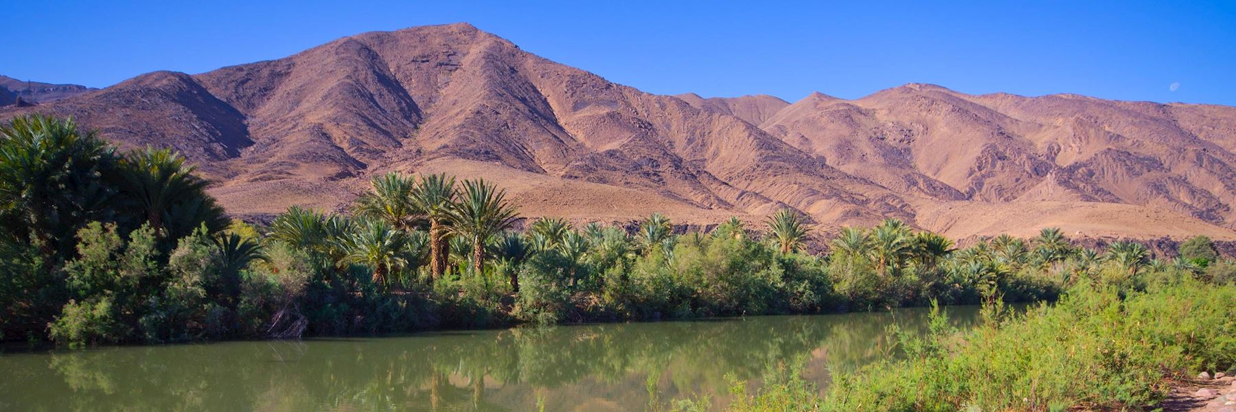Visit the Draa Valley, Morocco