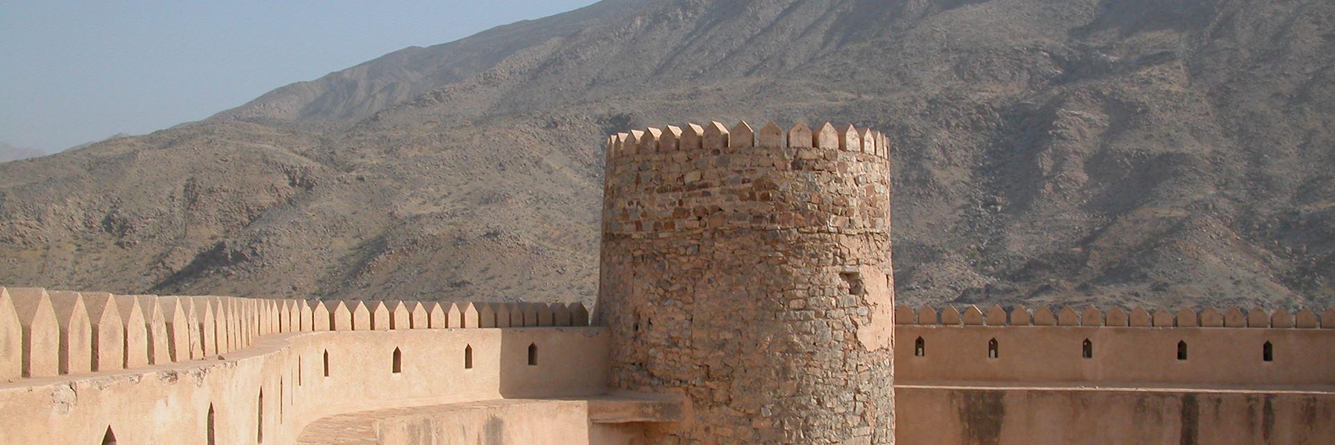 Al Rustaq Fort, Batinah Plain