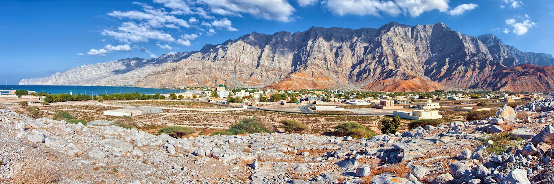 Visit the Musandam Peninsula, Oman