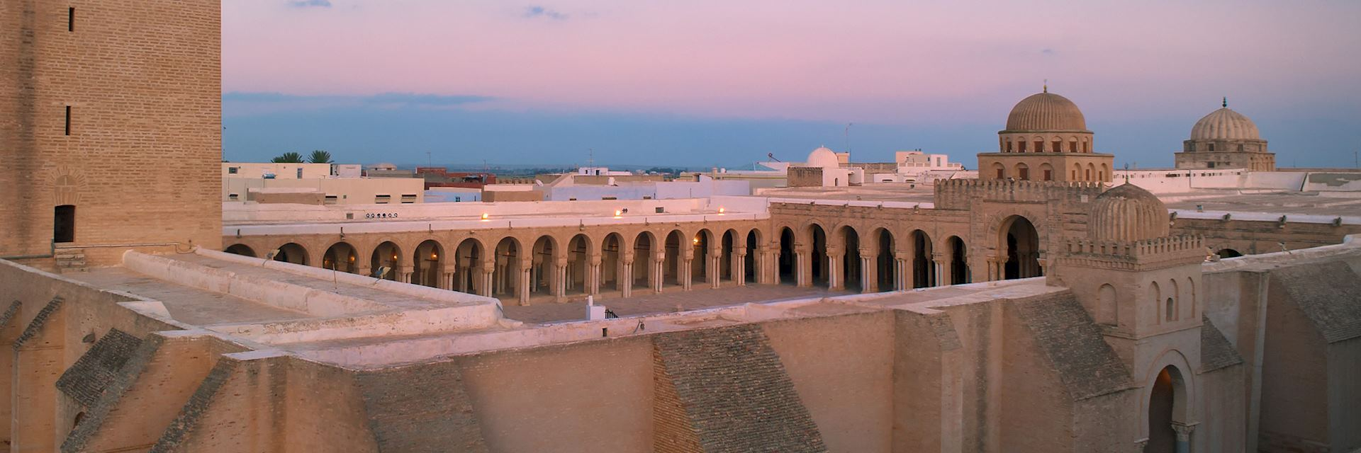 Great Mosque at Kairouan