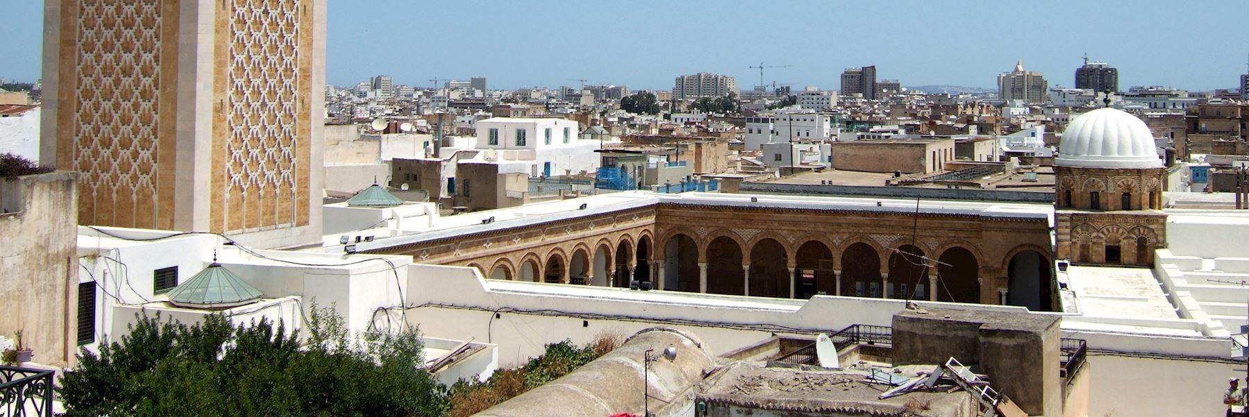 Visit Tunis, Tunisia