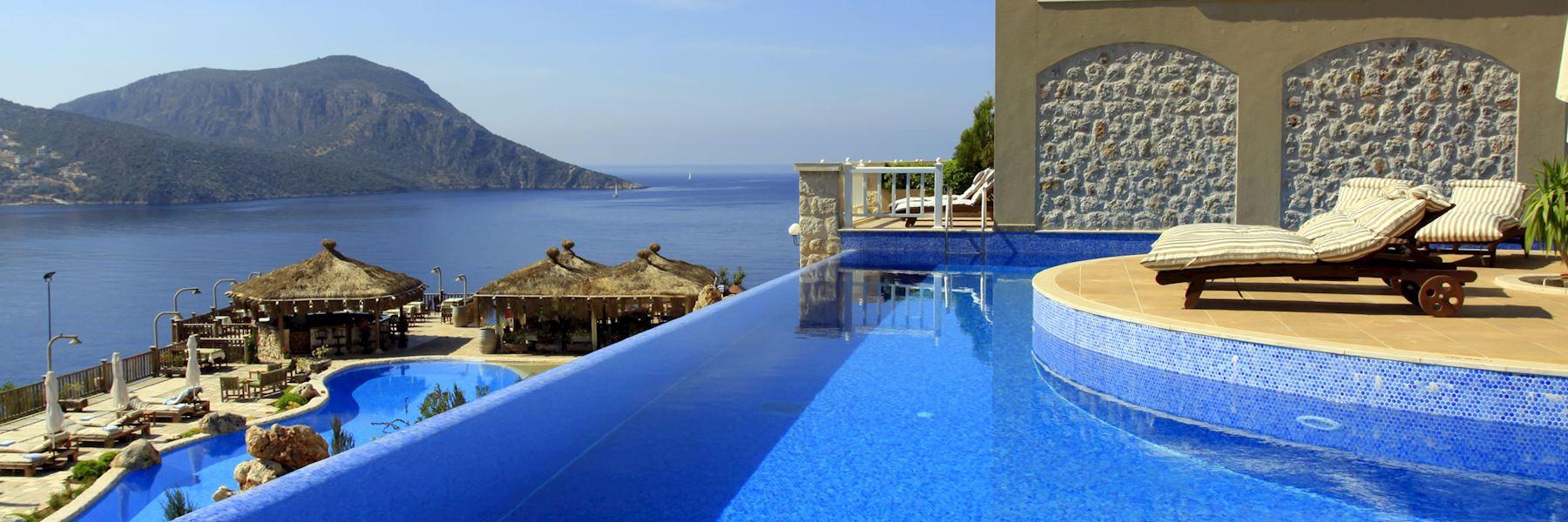 Accommodation in Turkey