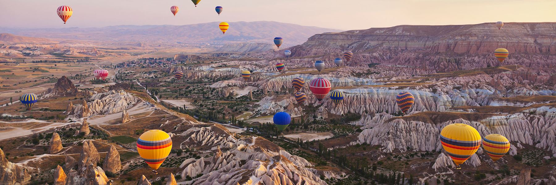 Visit Cappadocia, Turkey