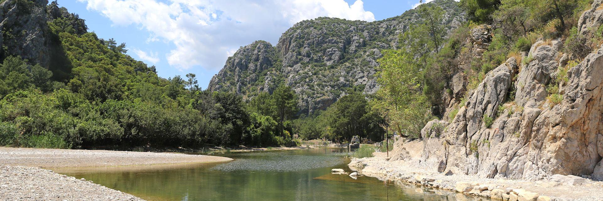 Çirali countryside