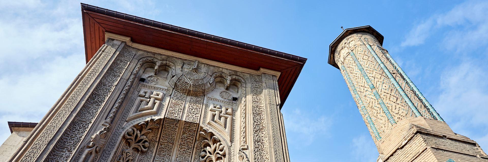 İnce Minareli Medrese, Konya