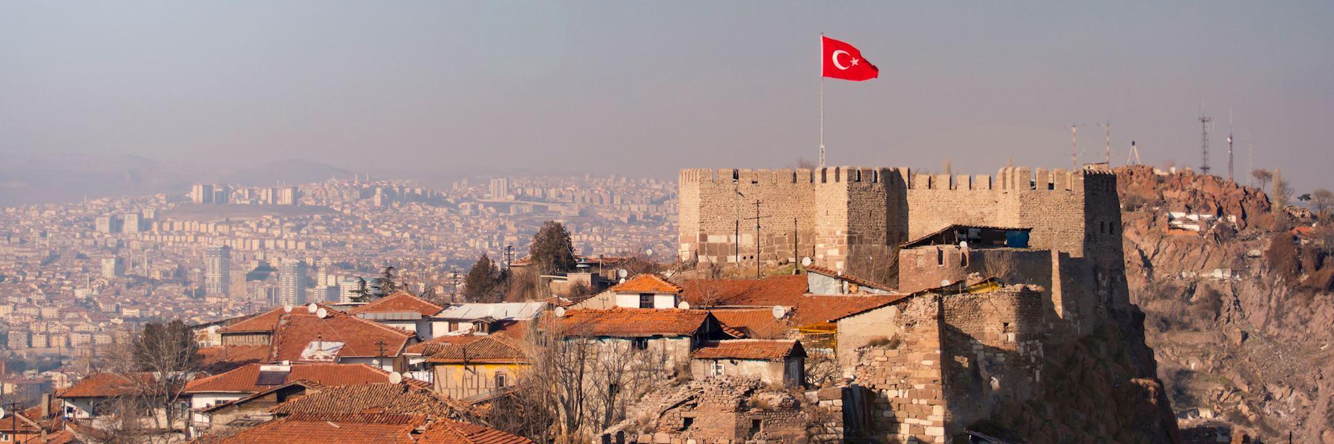 Ankara citadel