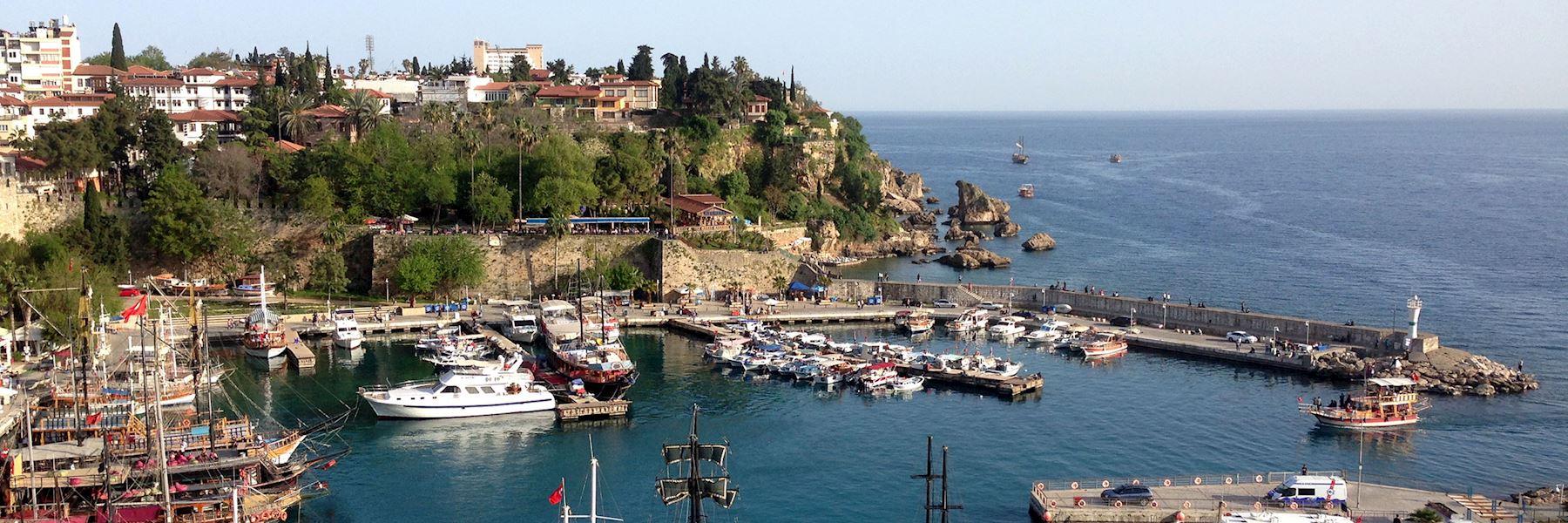 Visit Antalya, Turkey