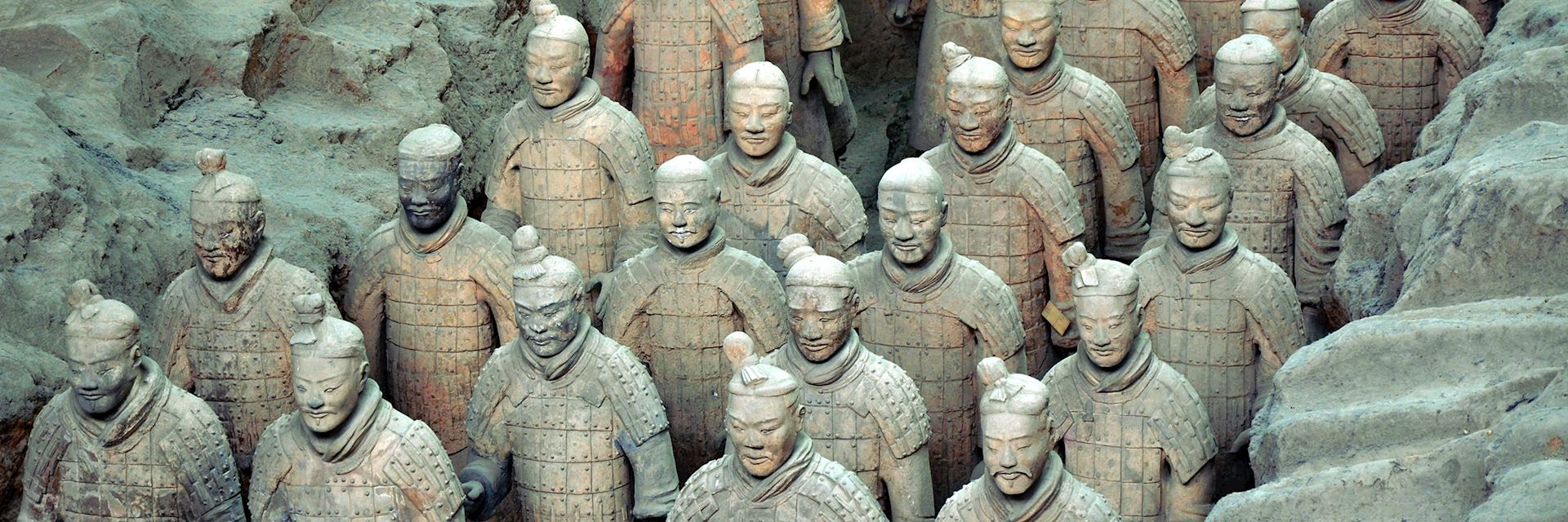 Xi'an's Terracotta Warriors