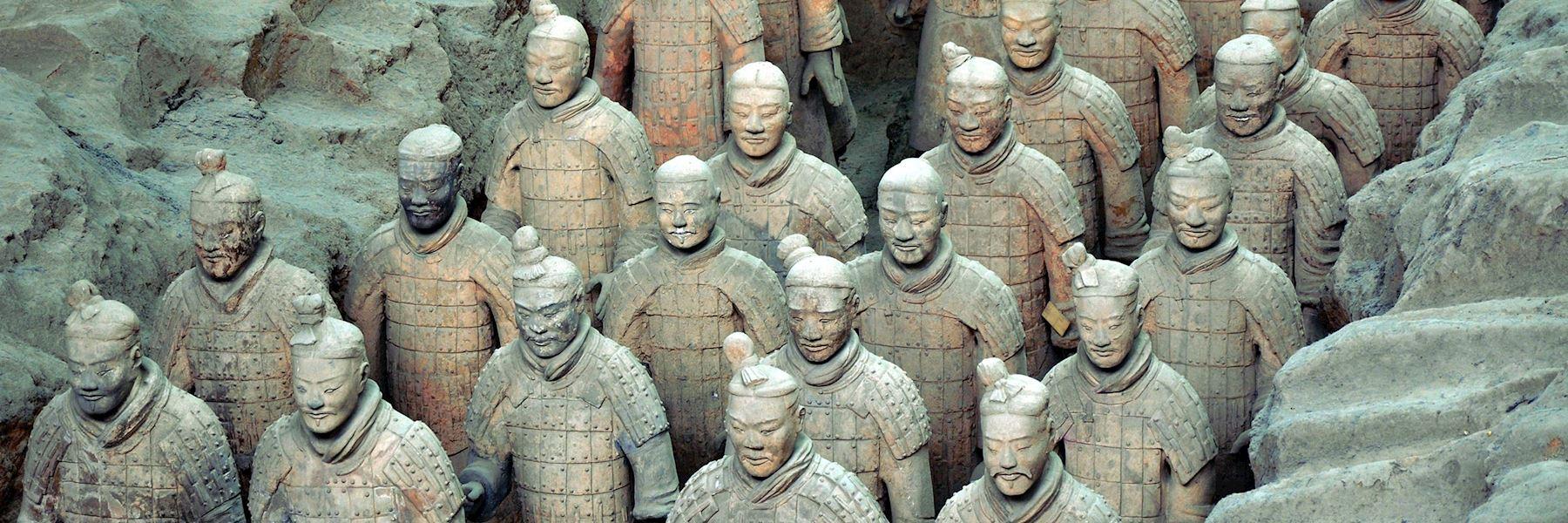 Visit Xian, China