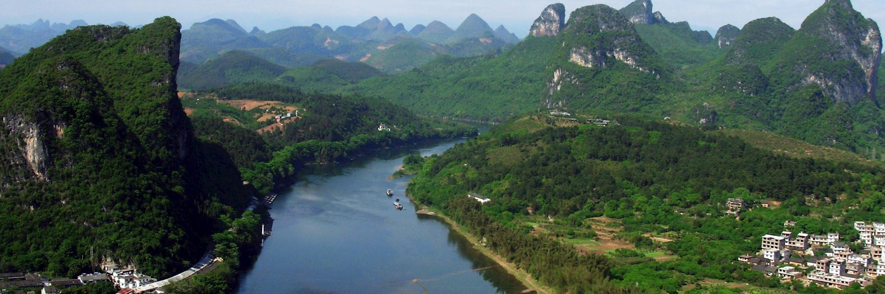 Visit Yangshuo, China