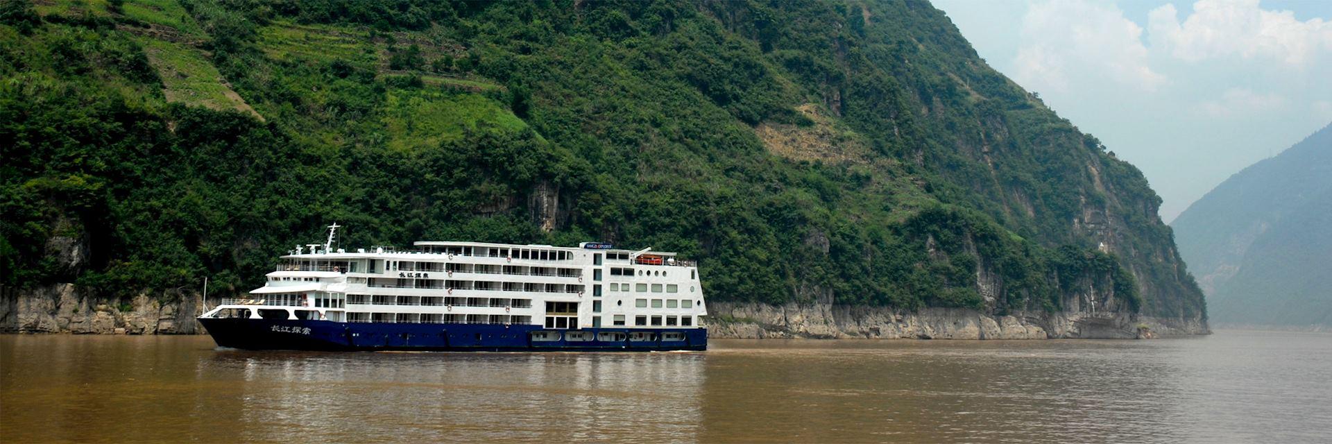 MS Yangtze Explorer, cruises in China