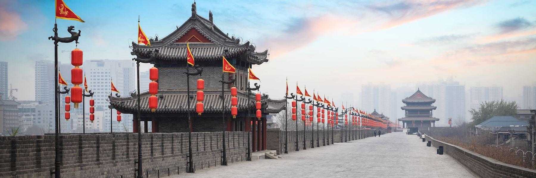 China trip ideas