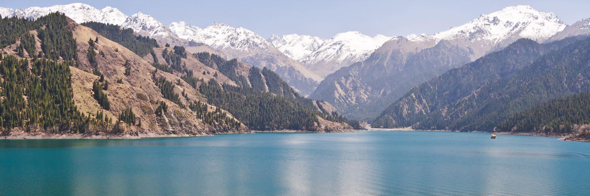 Heavenly Lake, Ürümqi