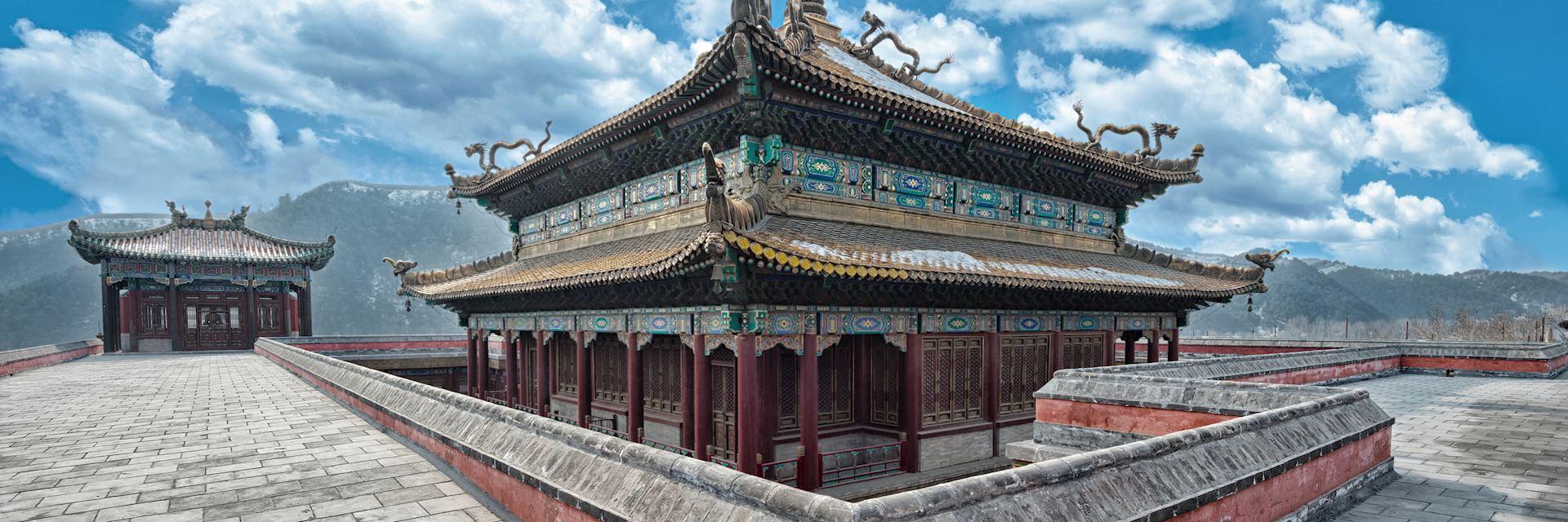Chinese palace, Chengde