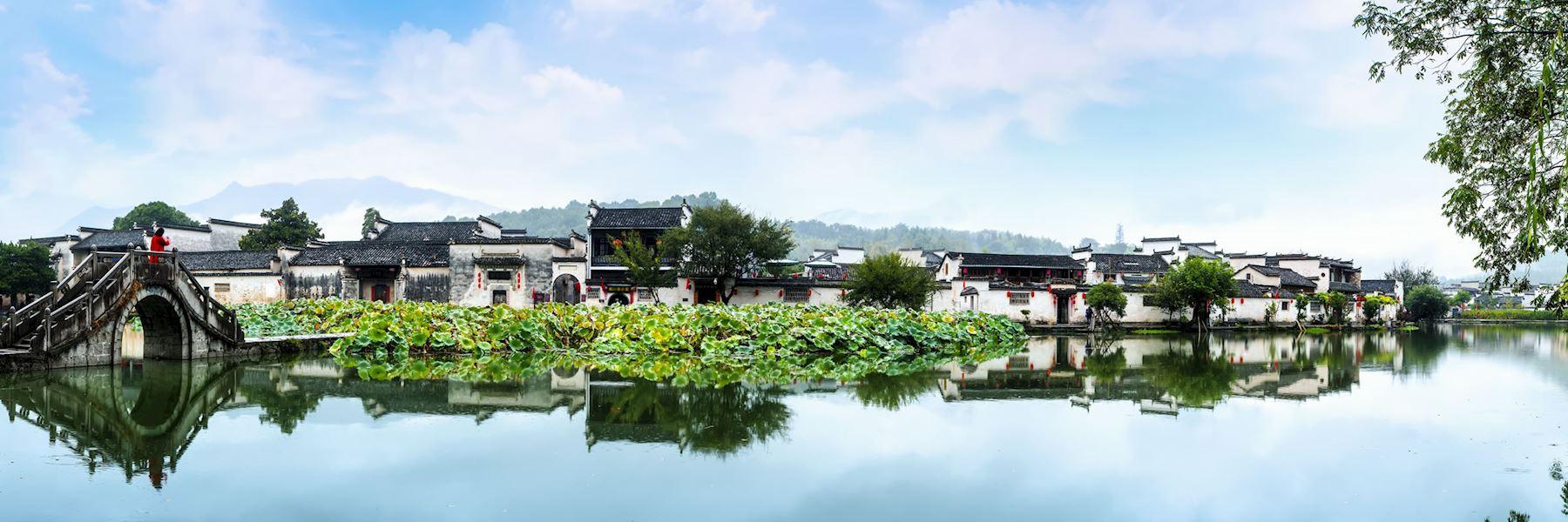 Visit Huang Shan, China