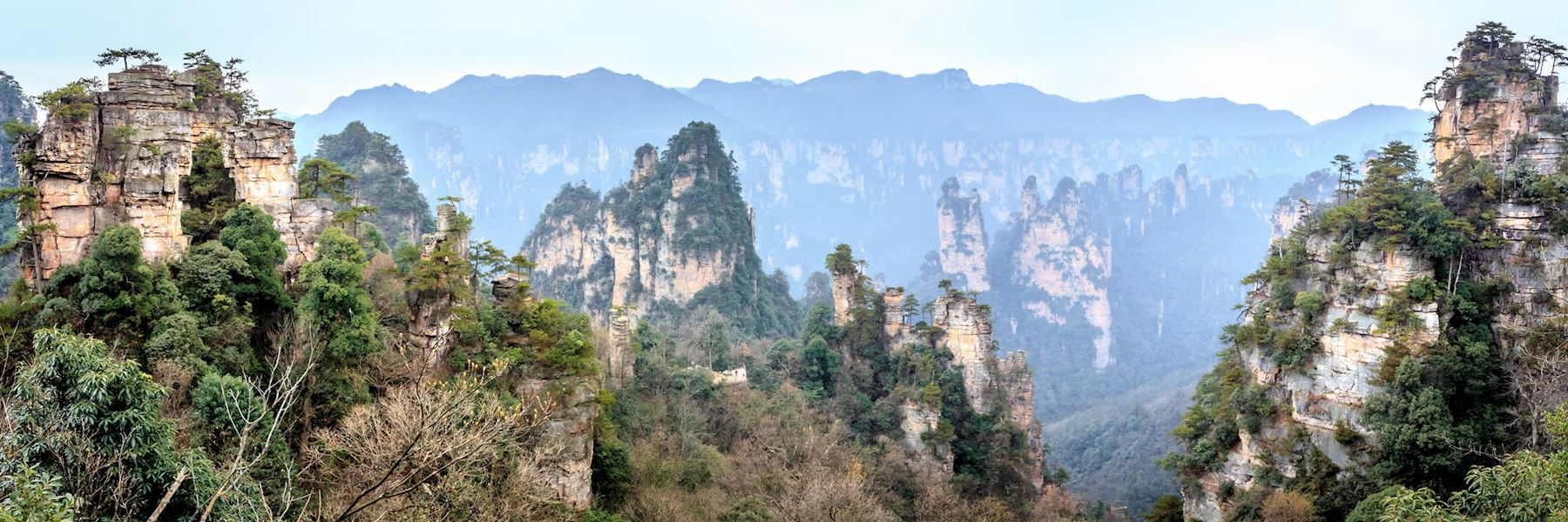 Visit Zhangjiajie, China