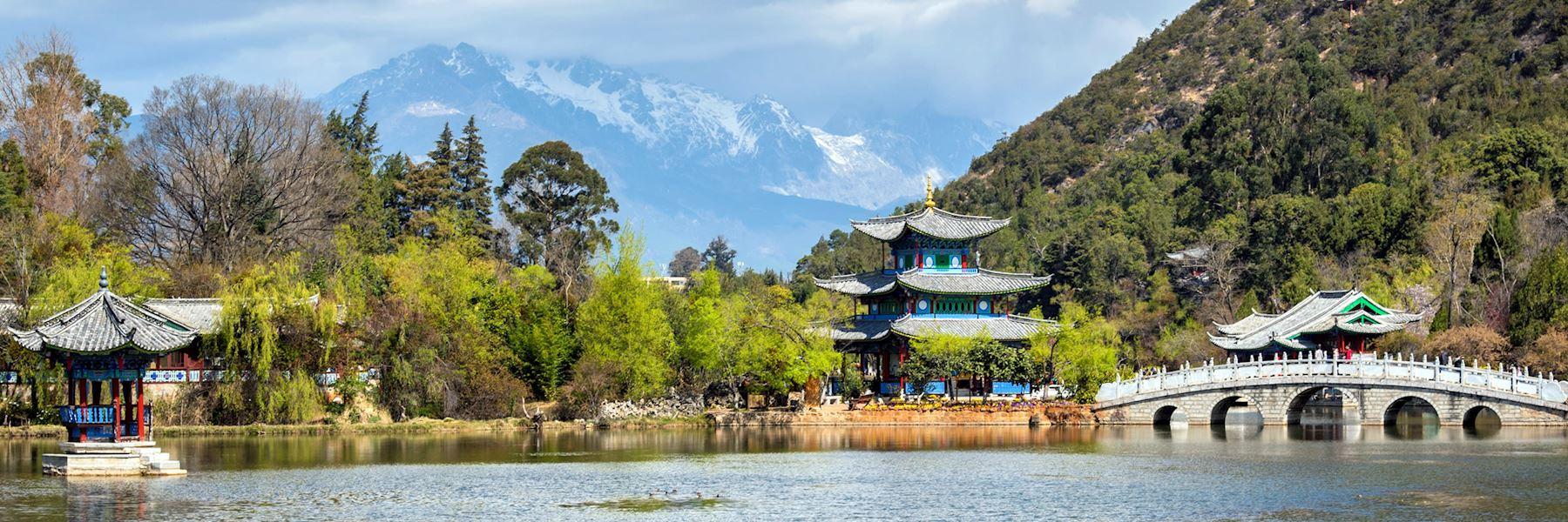 Visit Lijiang, China