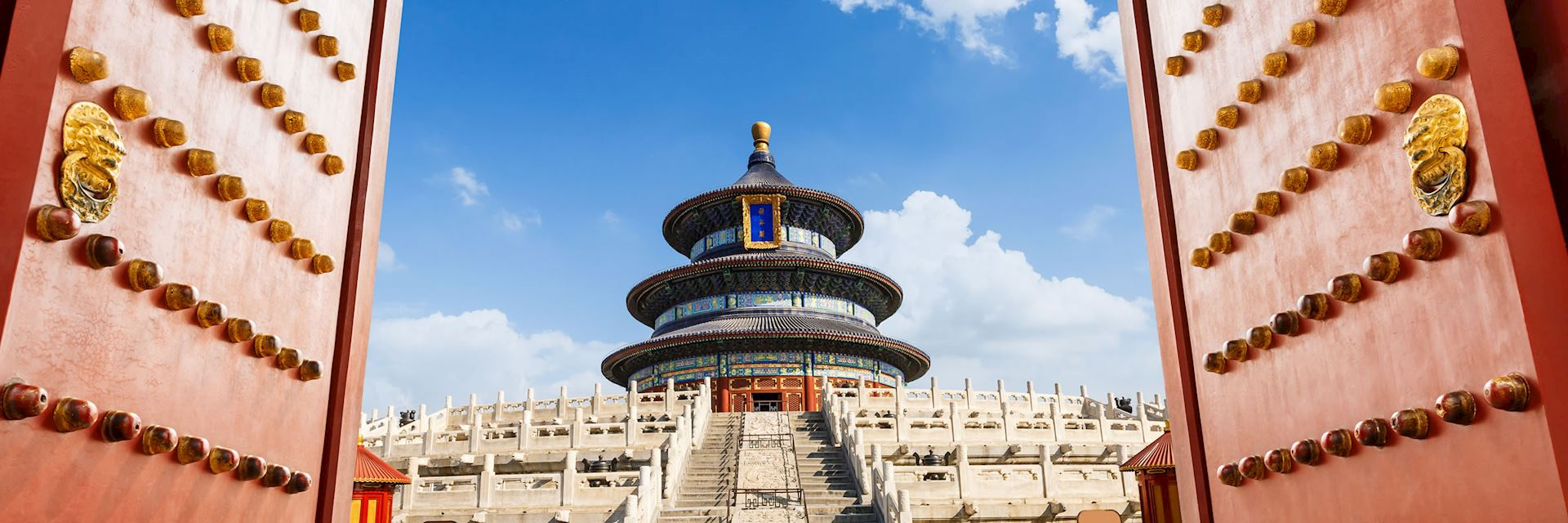 Temple of Heaven in Beijing