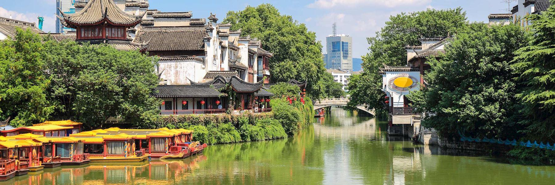 Visit Nanjing, China